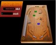 Flash Pinball online flipper j�t�k